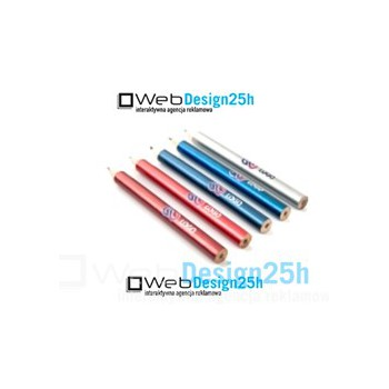 Ołówek Short UV 100 sztuk