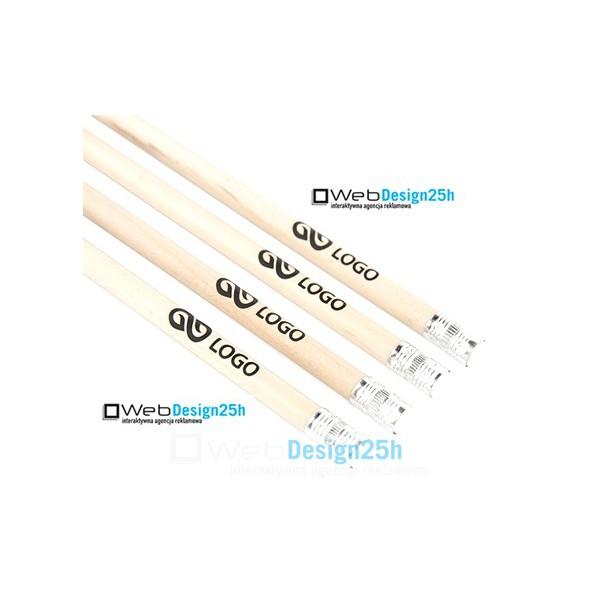 Ołówek Nik 100 sztuk - WebDesign25h.pl agencja reklamowa radom