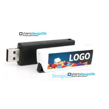 Pendrive Click 8Gb UV- 10 szt.
