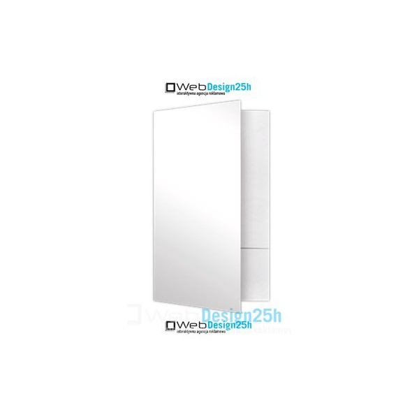 Teczki ofertowe foliowane Soft Touch - WebDesign25h.pl agencja reklamowa radom