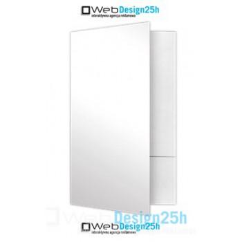 Teczki ofertowe foliowane Soft Touch z lakierem UV - WebDesign25h.pl agencja reklamowa radom