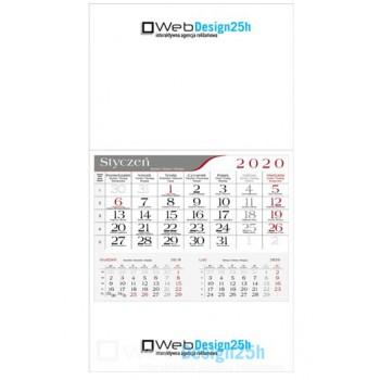 Kalendarze jednodzielne STANDARD - WebDesign25h.pl agencja reklamowa radom