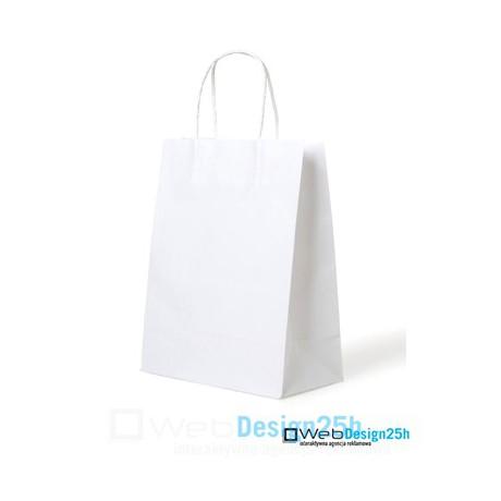 Torby papierowe z nadrukiem A3 - 100 sztuk