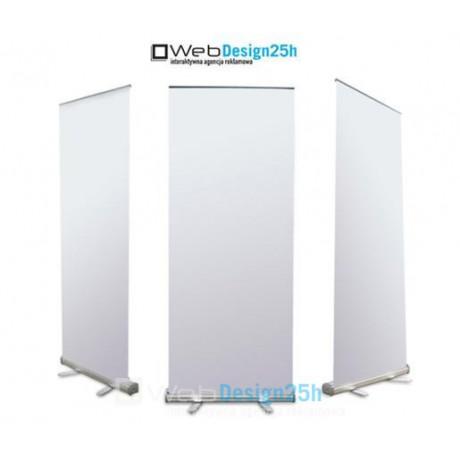 System Rollup Baner frontlit 510g/m2  200x120 cm