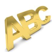 Wykonanie loga 3d ze styroduru Radom webdesign25h